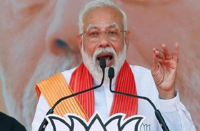 we have a pm for modi will see you as a preacher instead