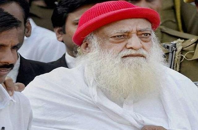 rajasthan asaram s health deteriorated corona was born in jodhpur jail