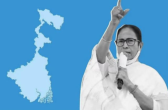 didi is now engaged in repairing west bengal