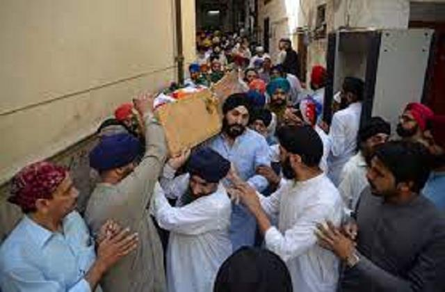 sikhs on the verge of extinction in pakistan