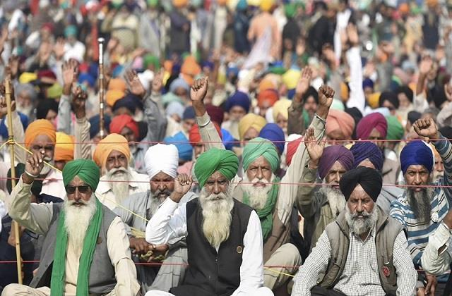 bjp now thinks of burying controversial agricultural laws