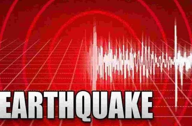 gujarat earthquake tremors felt near amreli