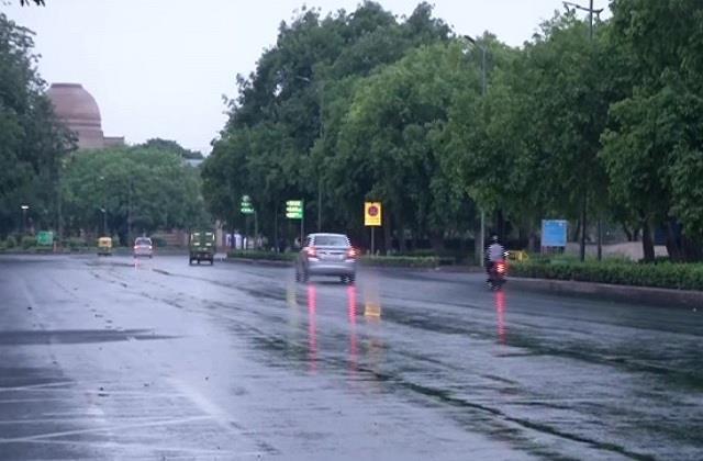 weather change delhi ncr