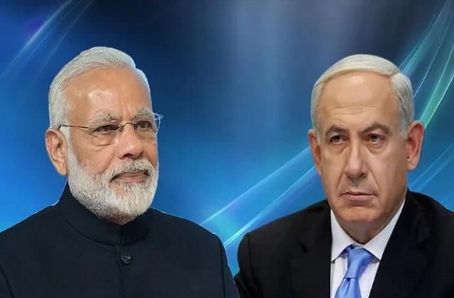 israel came forward to help india fighting corona