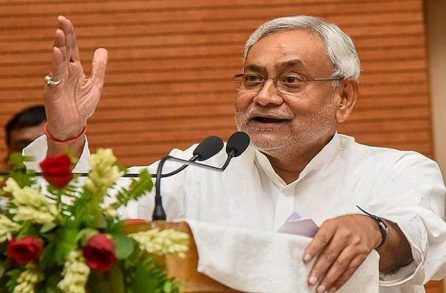 nitish congratulates various parties for winning assembly elections
