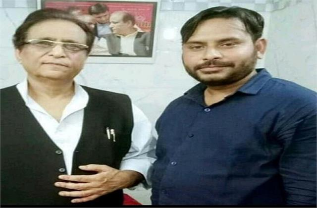 for the safety of azam khan his pro hindu advocate