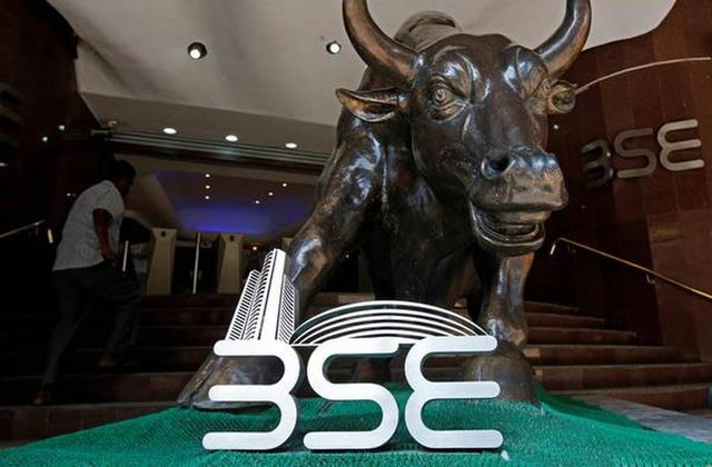 bse gained over 300 points in early trade the nifty crossed 15 400