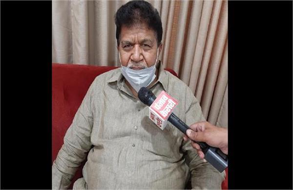 pradeep chaudhary has felt sorry so there is no issue now gyan chand gupta