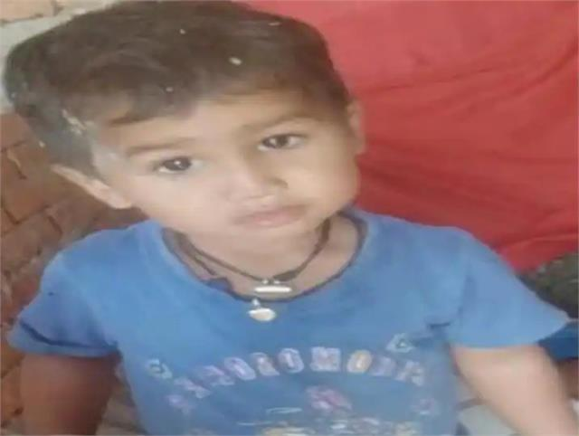 basti three and a half year old murdered to avenge mutual