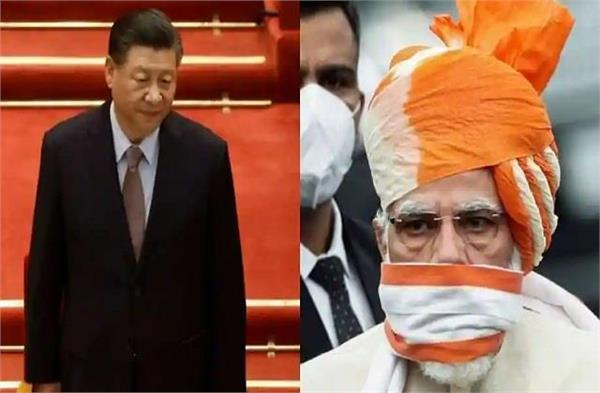 xi jinping writes to pm modi offers china s support to counter covid crisis