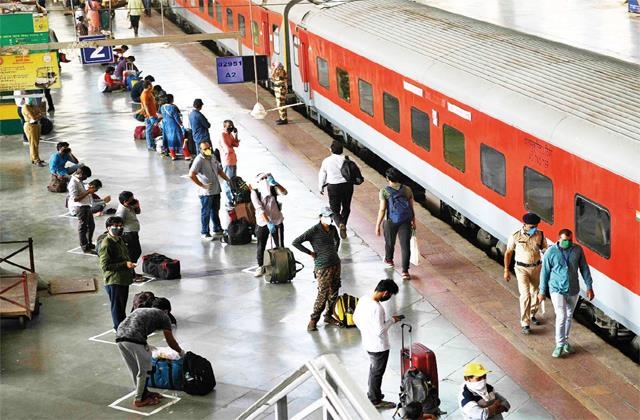 railway declaration rtpcr test charge will not be given