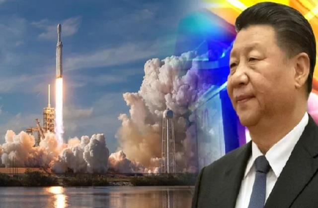 china breaks silence on tumbling rocket claims  extremely low risk