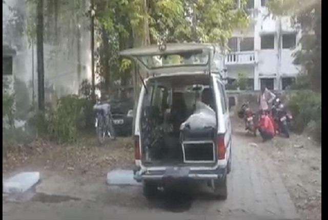 retired cms dies under suspicious circumstances body found in government house