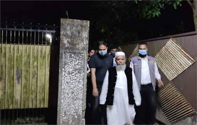 radical islamic leader arrested in bangladesh