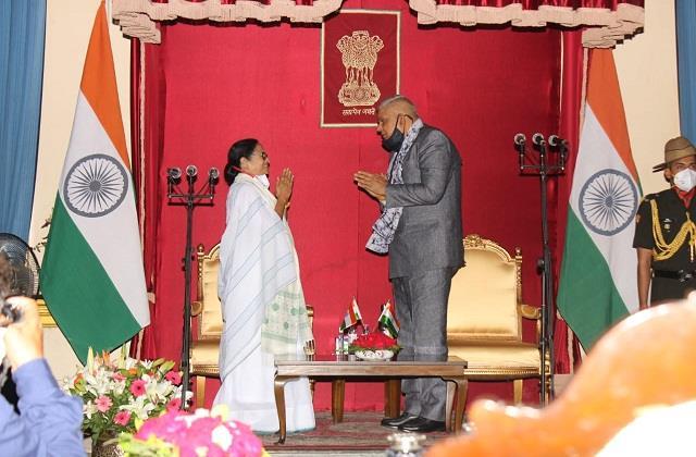 governor gave advice to mamata banerjee
