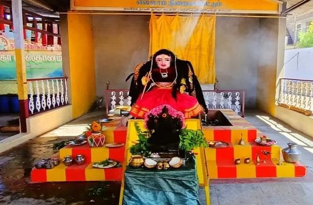 अंधविश्वास या आस्था! तमिलनाडू में बनी कोरोना देवी' की मूर्ति, 48 दिन तक चलेगा महायज्ञ