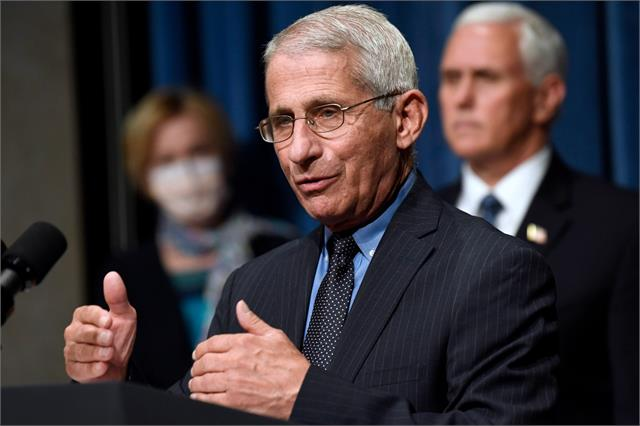 fauci s advice to india clamp nationwide lockdown