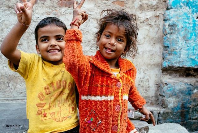 namdhari sect s good initiative to empower slum children