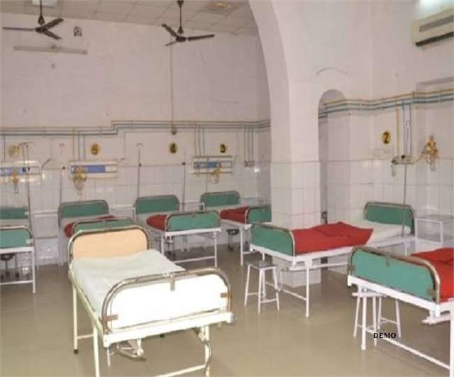 new 50 bed covid hospital started in noida from saturday