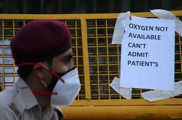 chief of batra hospital oxygen crisis