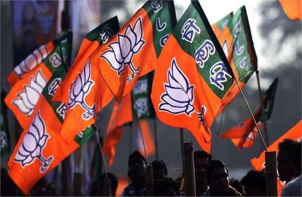 bjp demands action against jdu mla gopal mandal