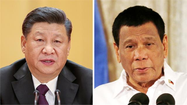 philippine president refuses to withdraw navy from south china sea
