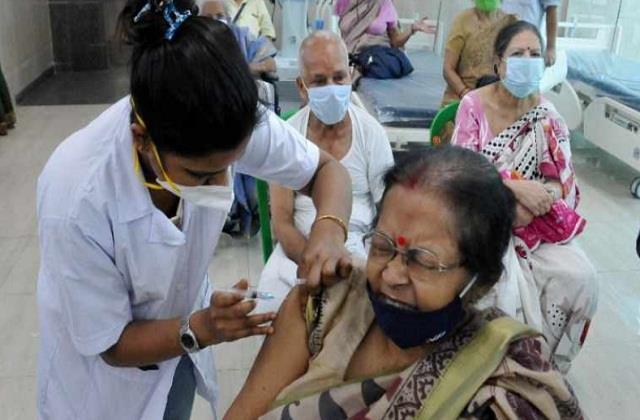 national news punjab kesari maharashtra vaccine corona virus patients