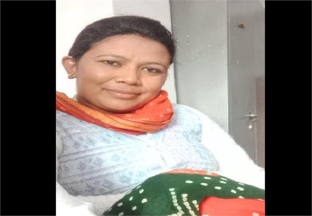 women police constable died due to corona virus