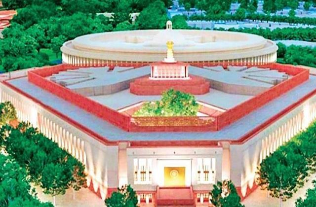 shivena naendra modi central vista project