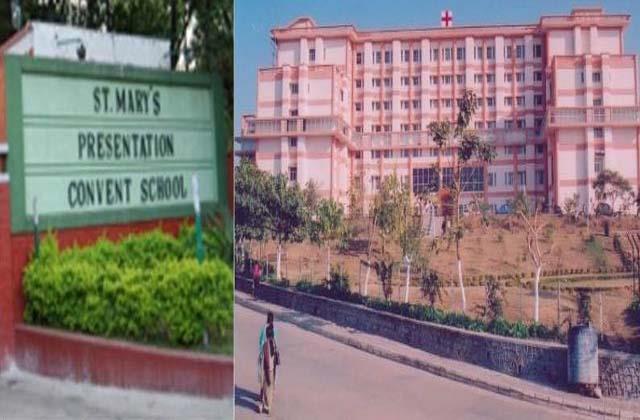 fir lodge against school s principal in jammu in covid death case