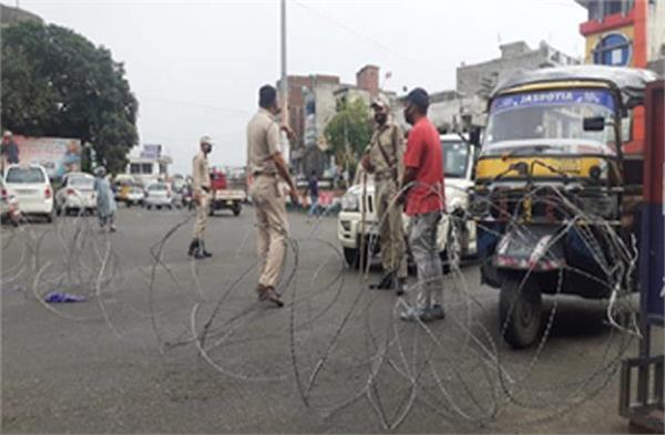 curfew exrtend in jammu kashmir till 24 may