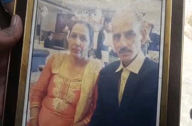 wife killed by husband due to illegal relation