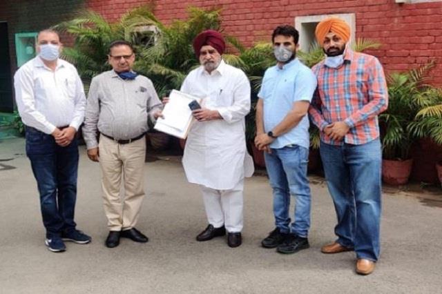 veteran inspector association met with bajwa