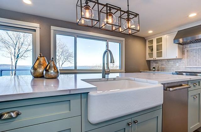Kitchen Decor! किचन सिंक के 11 लेटेस्ट डिजाइन्स, देखिए तस्वीरें