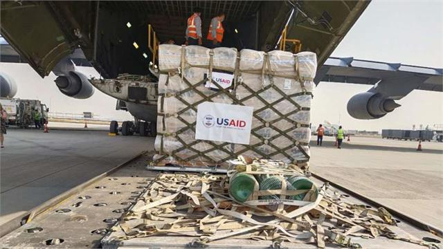 covid 19 crisis in india us send forth shipment of medical supplies