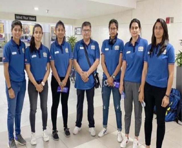 national women team 6 cricketer