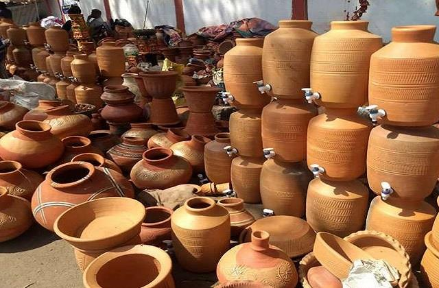 up corona returned respect to earthen pots going into oblivion increased
