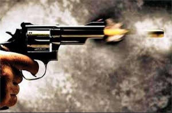youth shot dead in land dispute
