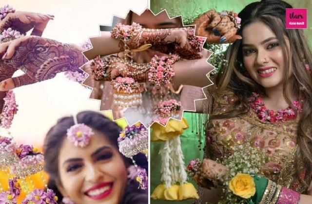 दुल्हनों को पसंद आ रहे  Floral कलीरे, यहां देखिए लेटेस्ट डिजाइन्स