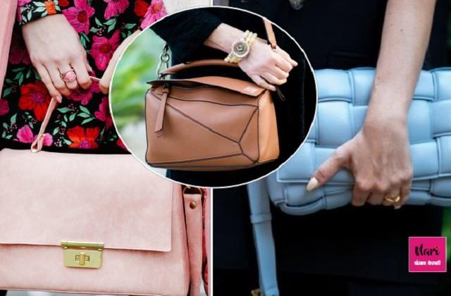 डिजाइनर ड्रेस ही नहीं Handbags भी बनाते हैं लुक को ग्रेसफुल, देखें लेटेस्ट डिजाइन्स