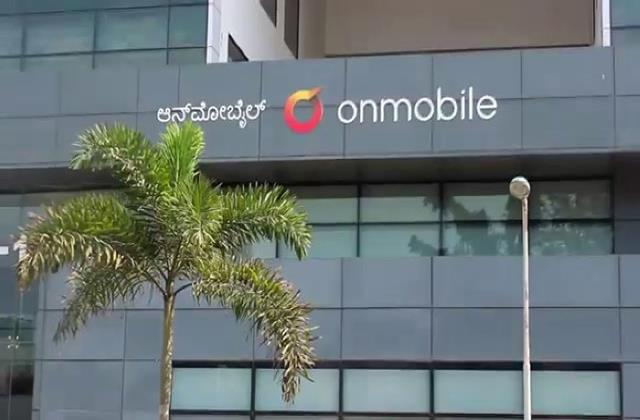 onmobile global s fourth quarter profit down 17 to rs 15 crore