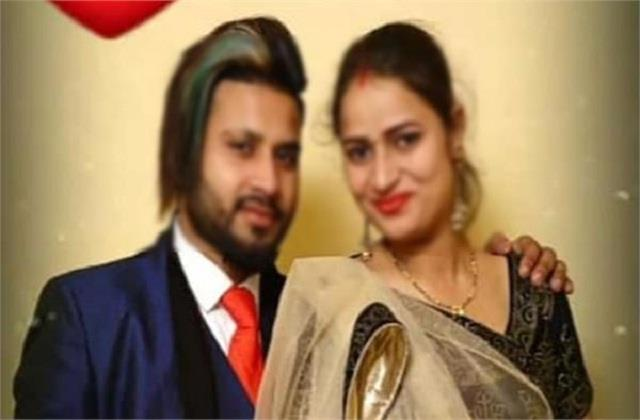 jalandhar husband and wife separately committed suicide
