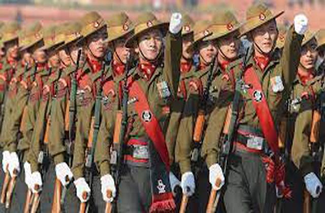 recruitment for army ladakh scout will be in june