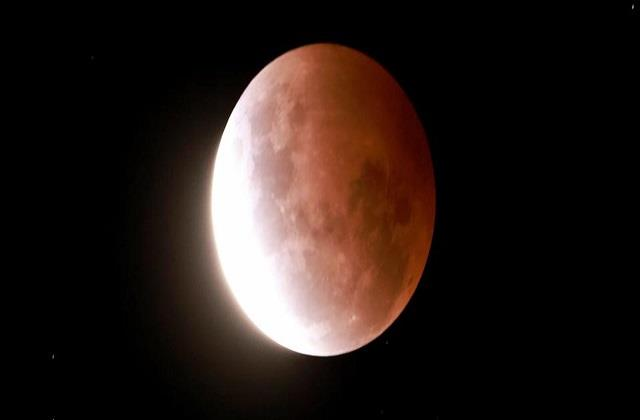people of new zealand and the world witnessed  super blood moon  incident