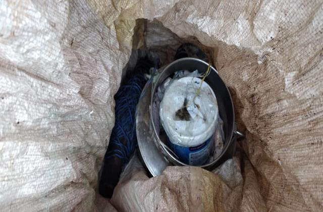 10 kg ied recovered in pulwama