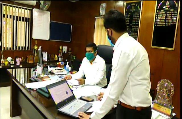 hacker of vaccine site mumbai hacked
