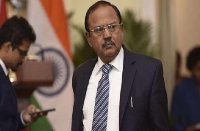 national security advisor doval attends sco meeting in dushanbe