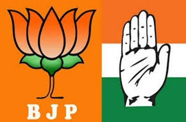 discontent between congress and bjp is very unfortunate for the country