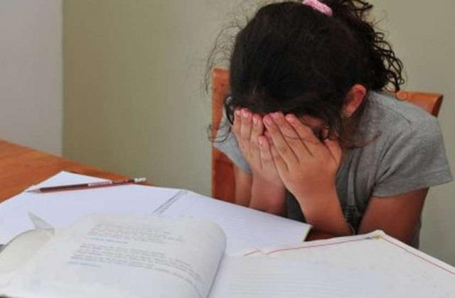 students worried about their future