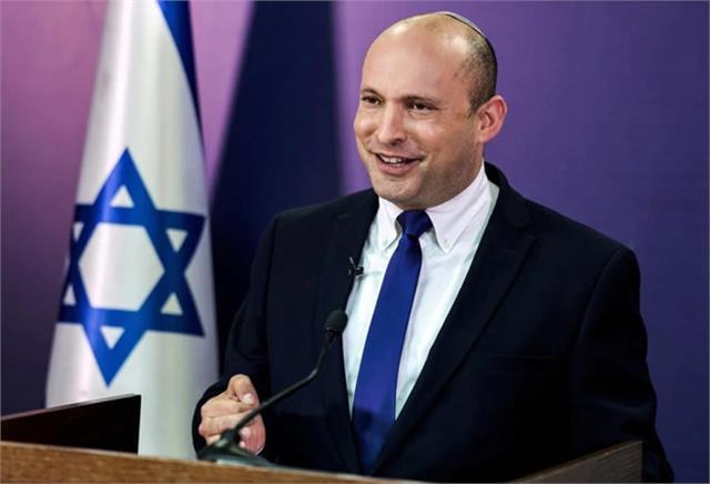 naftali sworn in as israel s pm ending netanyahu s 12 year rule